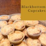 Cream cheese chocolate blackbottom cupcakes