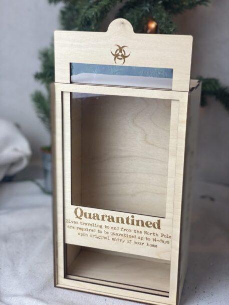 Elf Quarantine Isolation box (box only)